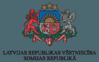 LATVIJAS REPUBLIKAS VĒSTNIECĪBA SOMIJAS REPUBLIKĀ
